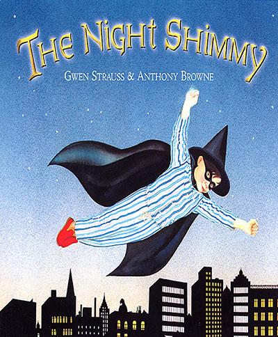 The Night Shimmy - Jacket