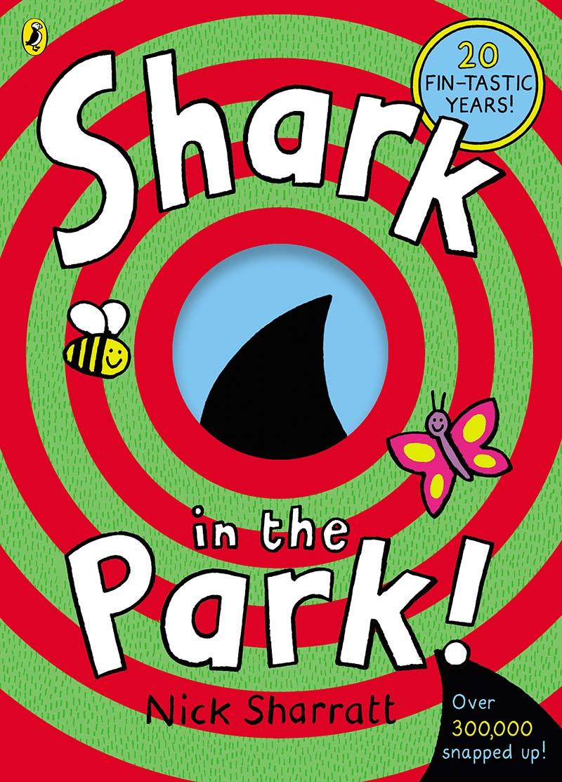 Shark In The Park - Jacket
