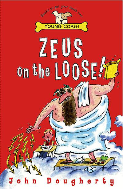 Zeus On The Loose - Jacket
