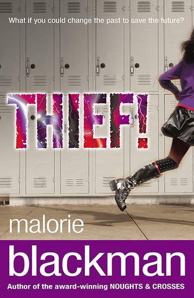 Thief! - Jacket