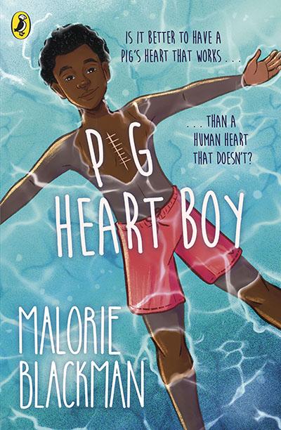 Pig-Heart Boy - Jacket