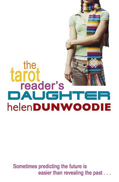 The Tarot Reader's Daughter - Jacket