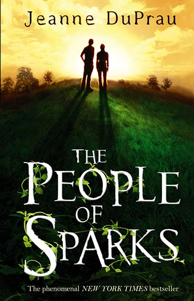 The People of Sparks - Jacket