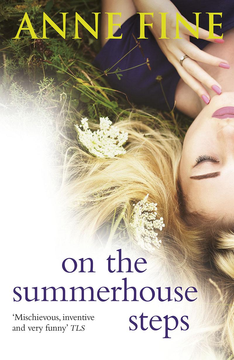 On the Summerhouse Steps - Jacket