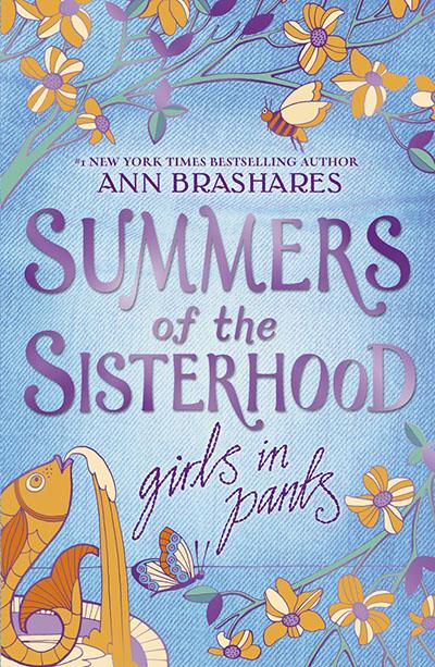 Summers of the Sisterhood: Girls in Pants - Jacket