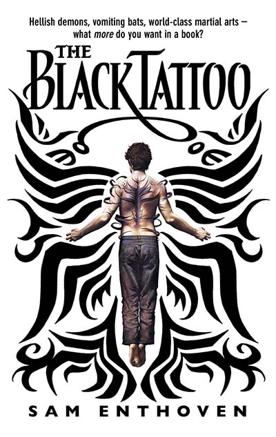The Black Tattoo - Jacket