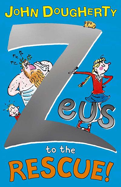 Zeus to the Rescue! - Jacket