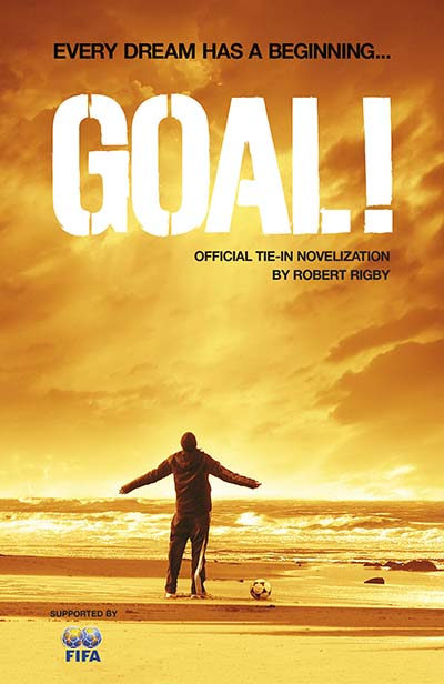 Goal! - Jacket