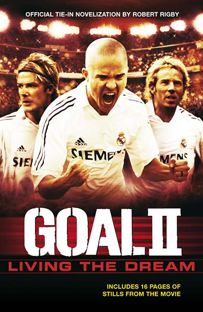 Goal! 2 - Jacket