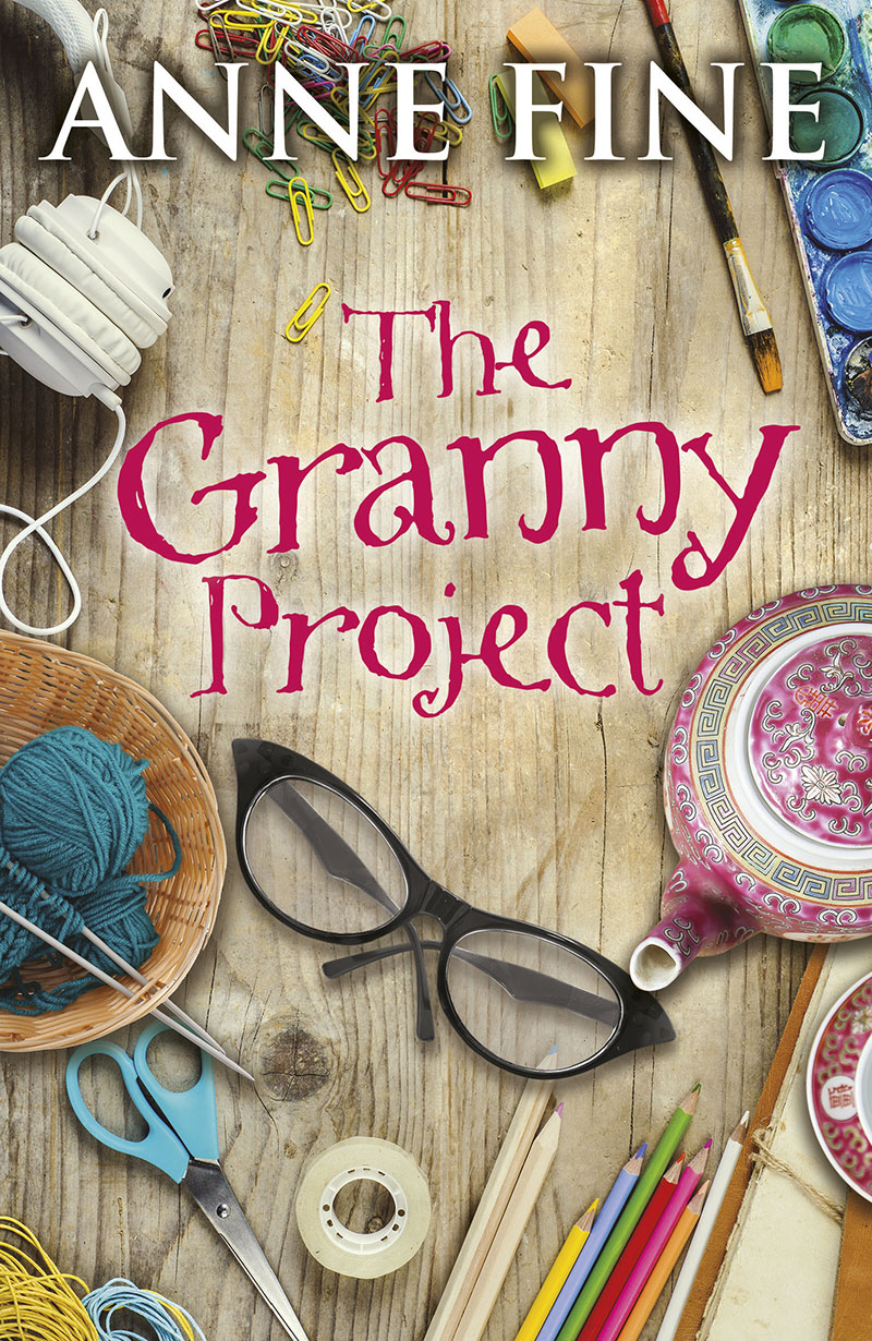 The Granny Project - Jacket