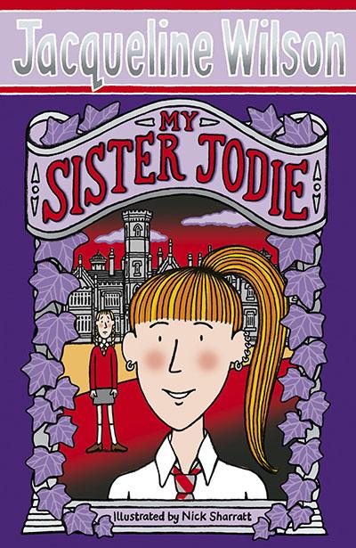 My Sister Jodie - Jacket