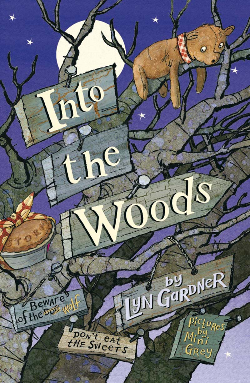 Into the Woods - Jacket