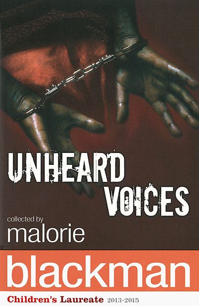 Unheard Voices - Jacket