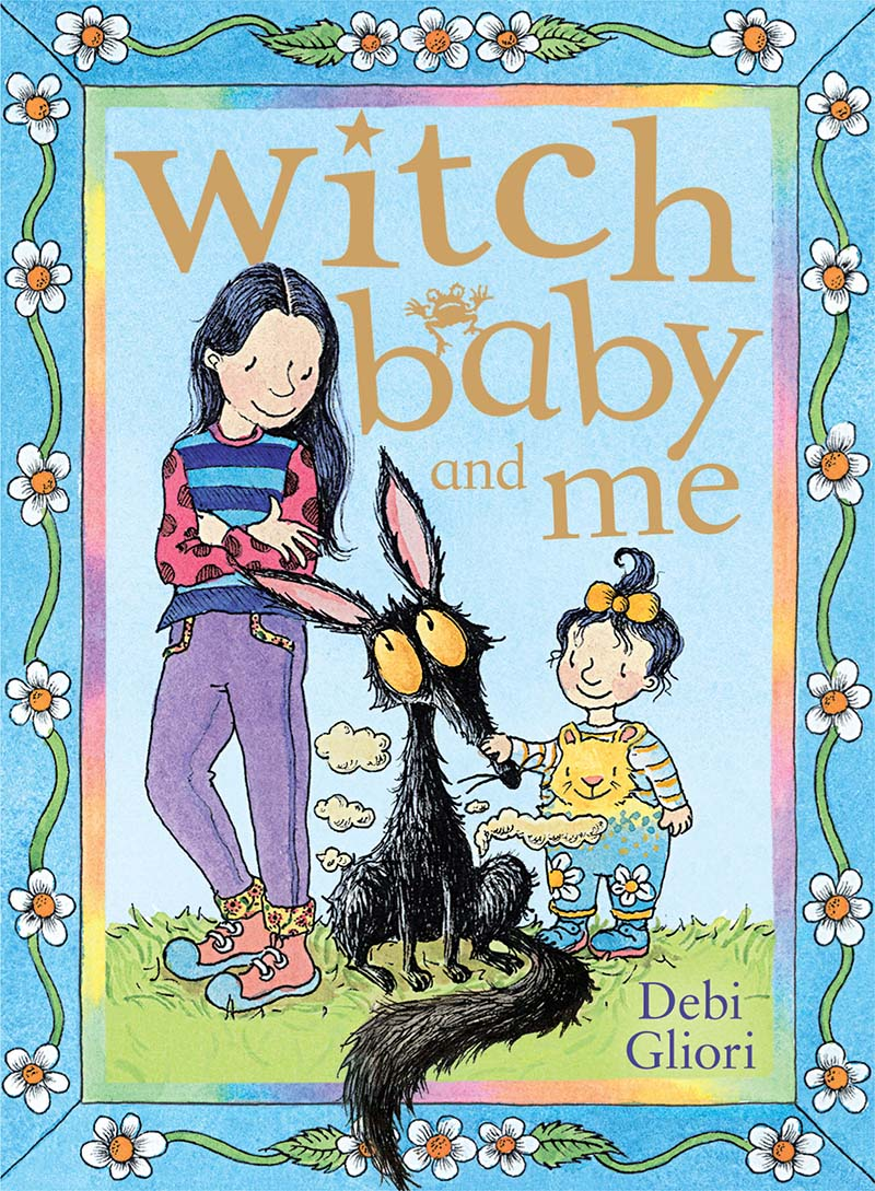 Witch Baby and Me - Jacket