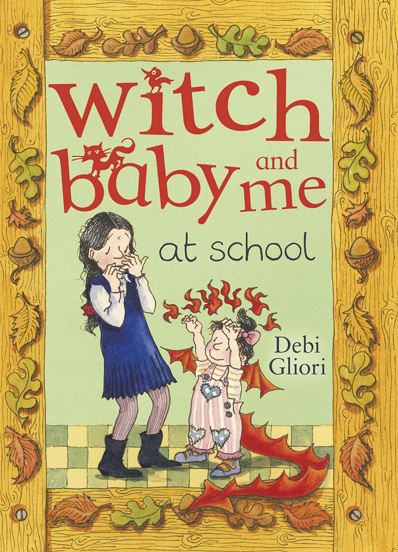 Witch Baby and Me At School - Jacket