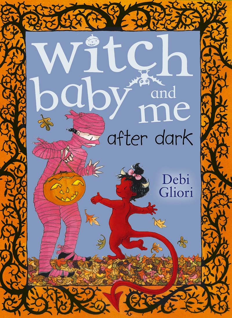 Witch Baby and Me After Dark - Jacket