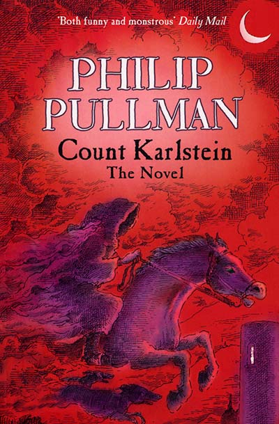 Count Karlstein - The Novel - Jacket