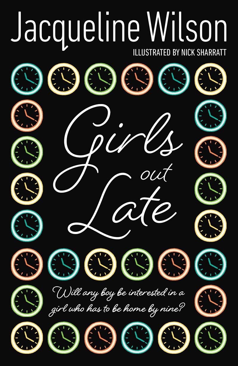 Girls Out Late - Jacket
