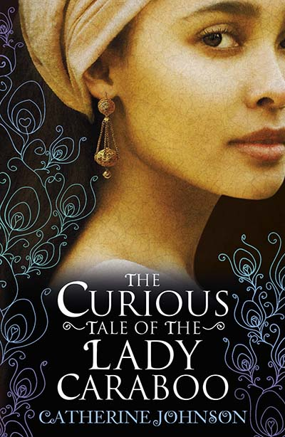 The Curious Tale of the Lady Caraboo - Jacket