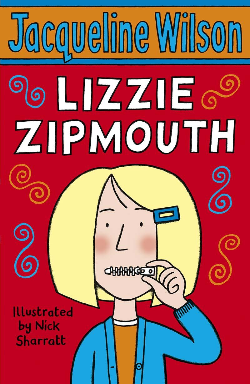 Lizzie Zipmouth - Jacket