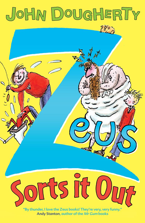 Zeus Sorts it Out - Jacket