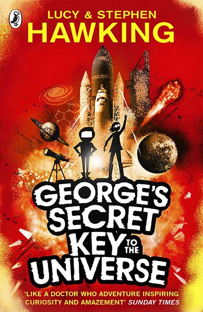 George's Secret Key to the Universe - Jacket