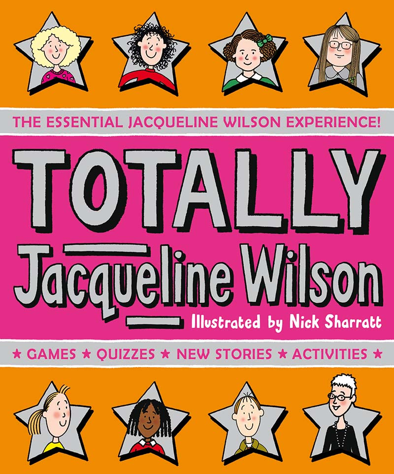 Totally Jacqueline Wilson - Jacket