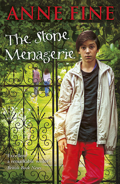 The Stone Menagerie - Jacket