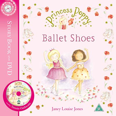 Princess Poppy: Ballet Shoes - Jacket