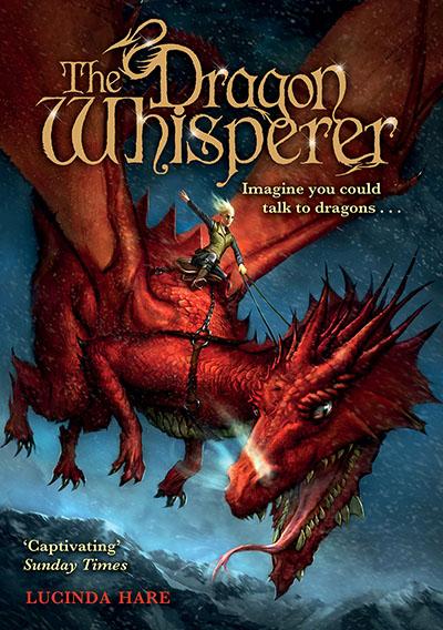 The Dragon Whisperer - Jacket
