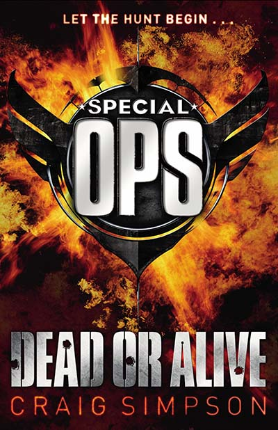 Special Operations: Dead or Alive - Jacket