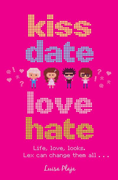 Kiss, Date, Love, Hate - Jacket