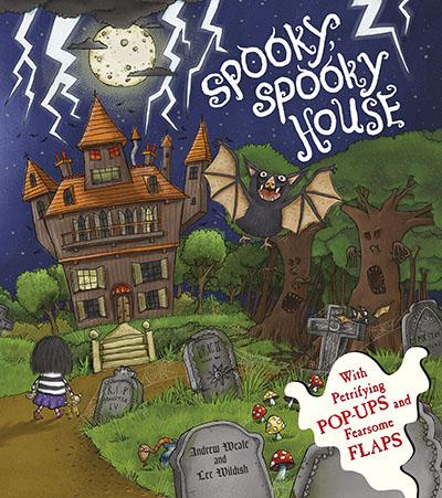 The Spooky Spooky House - Jacket
