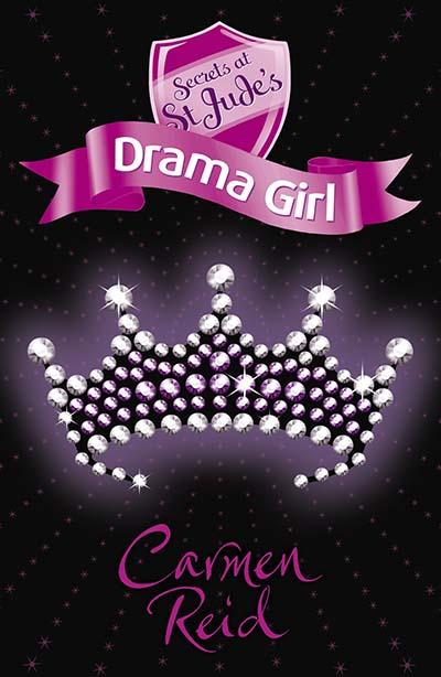 Secrets at St Jude's: Drama Girl - Jacket