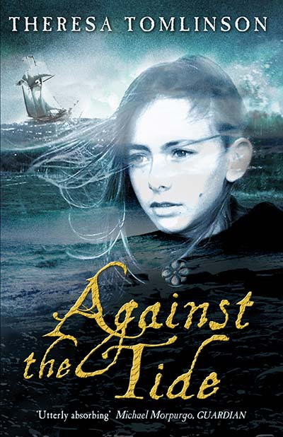 Against The Tide - Jacket