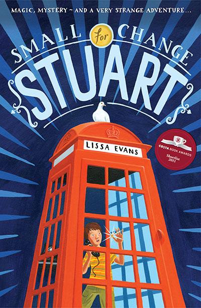 Small Change for Stuart - Jacket