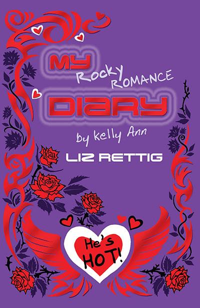 My Rocky Romance Diary - Jacket