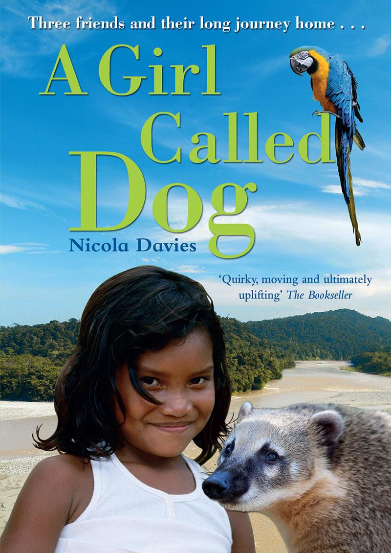 A Girl Called Dog - Jacket