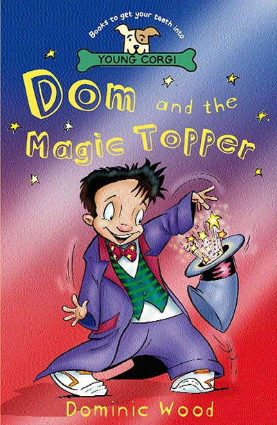 Dom And The Magic Topper - Jacket