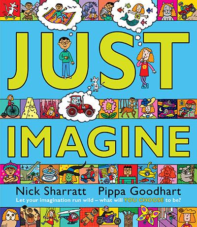 Just Imagine - Jacket