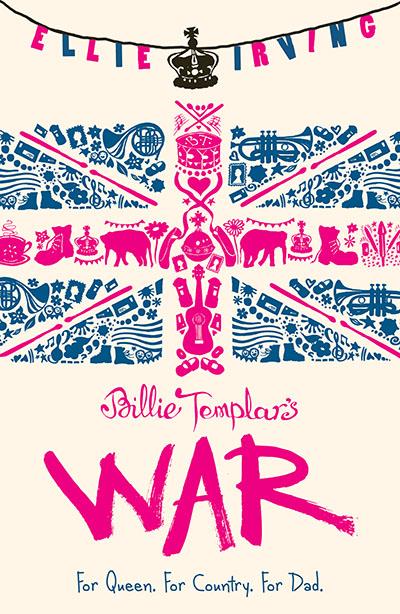 Billie Templar's War - Jacket