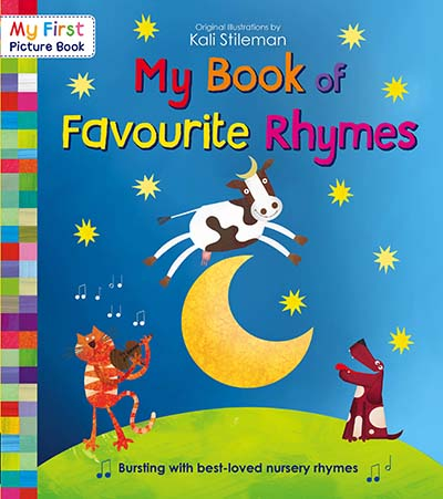 My Book of Favourite Rhymes - Jacket