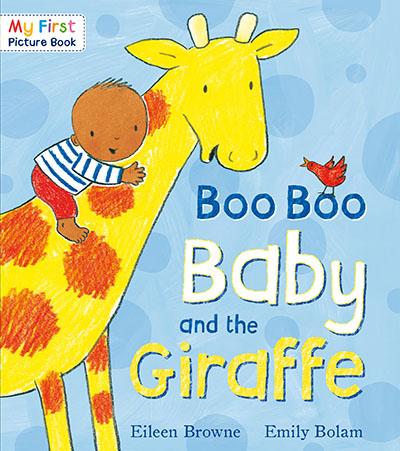 Boo Boo Baby and the Giraffe - Jacket
