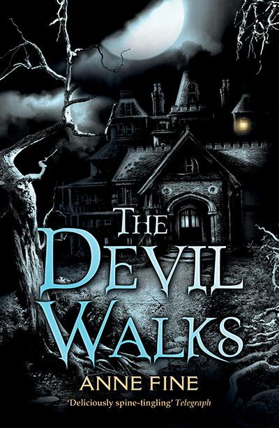 The Devil Walks - Jacket