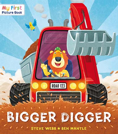 Bigger Digger - Jacket