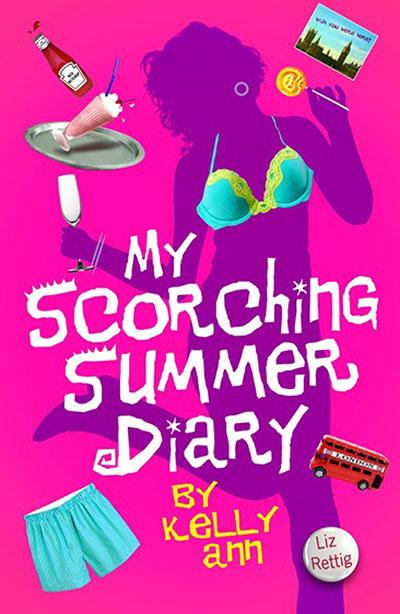 My Scorching Summer Diary - Jacket