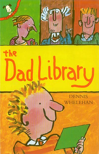 The Dad Library - Jacket