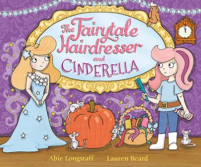 The Fairytale Hairdresser and Cinderella - Jacket