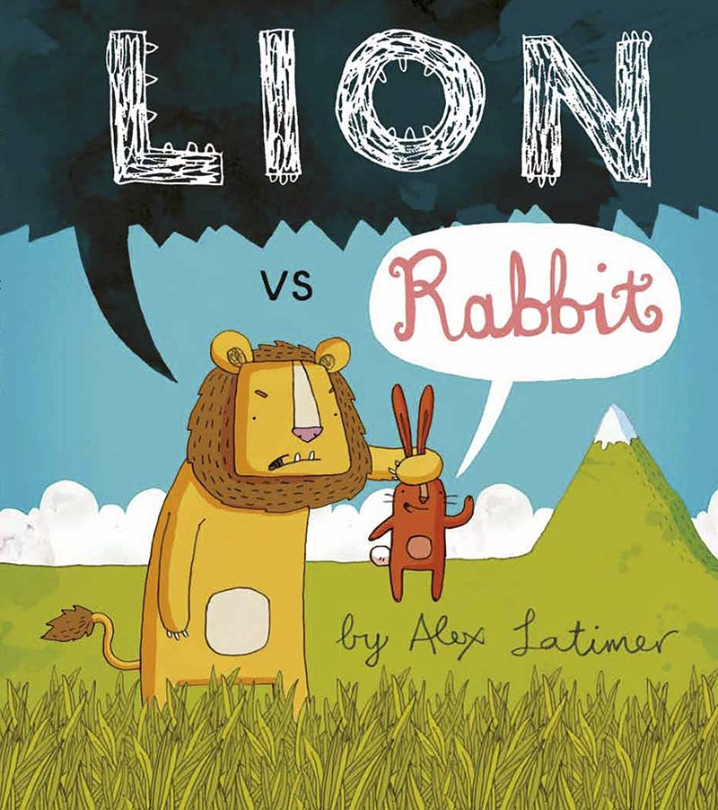 Lion vs Rabbit - Jacket