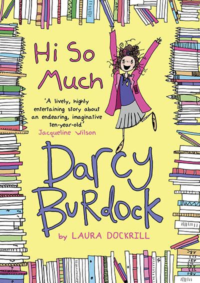Darcy Burdock: Hi So Much. - Jacket
